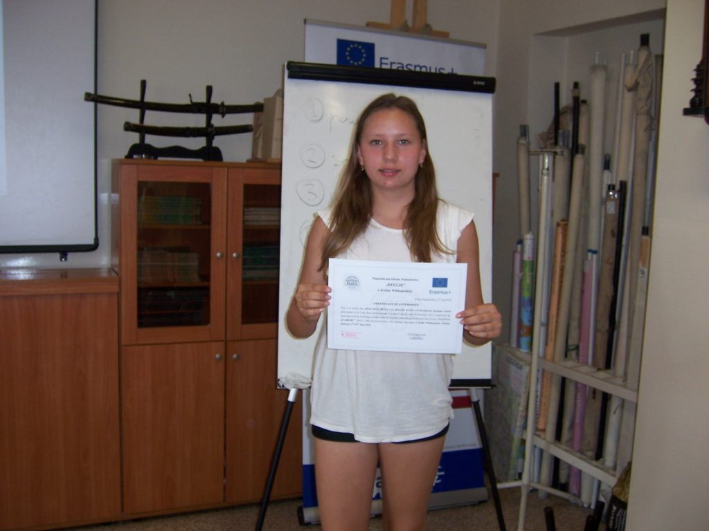 77. Certificates time